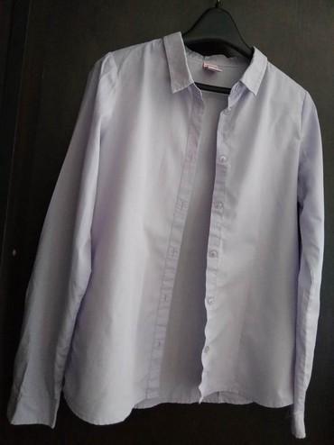 Рубашки и блузы - Кок-Ой: Рубашка в школу для девочек 12-13 лет.В жизни цвет более приближенный