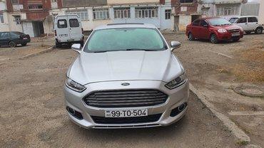 audi 200 22 mt - Azərbaycan: Ford Fusion 2 l. 2014 | 130000 km