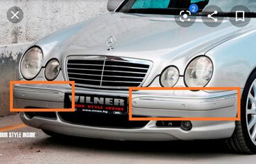 Mercedes-Benz - Топливо: Дизель - Сокулук: Mercedes-Benz E 320 3.2 л. 2001