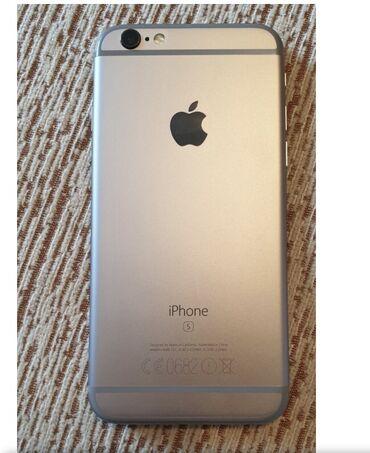 aifon 6 16 gb в Кыргызстан: Б/У iPhone 6s 16 ГБ Серый (Space Gray)