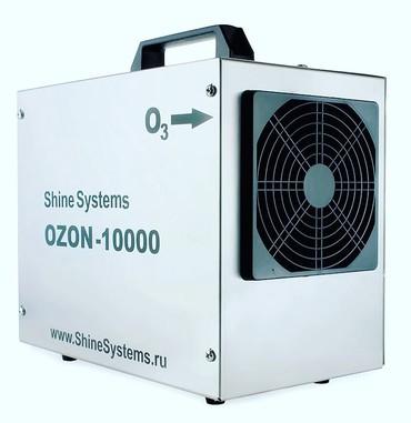 Воздухоочистители - Кыргызстан: Запах ничем не перебитьПоследняя надежда на озоногенератор. Озон
