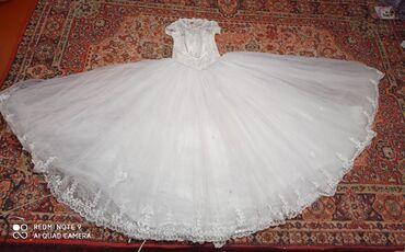 Свадебный платье