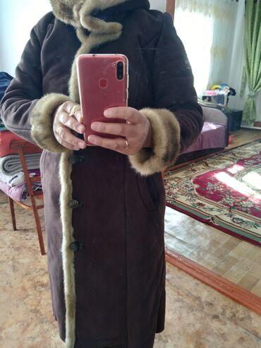 продается дом кара балте рассрочку in Кыргызстан   КУПЛЮ ДОМ: Продаю дублёнки размер 46 48 .состаяние хорошое