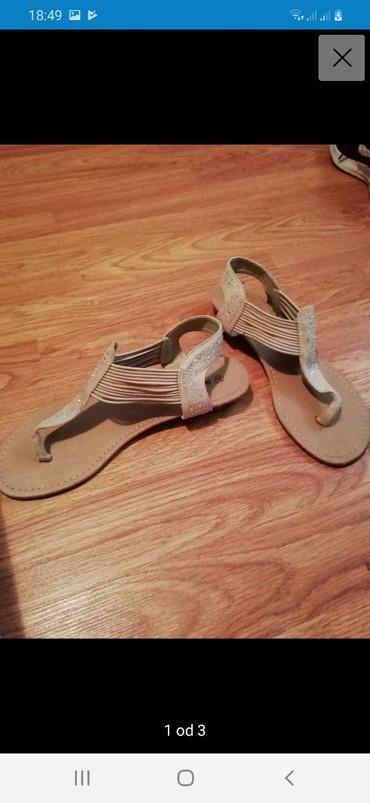 Nove graceland sandalice, jednom nosene. broj 37 - Nis
