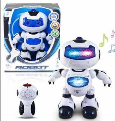 RC Muzicki Robot na Daljinski - NOVOR/C Robot na daljinsko