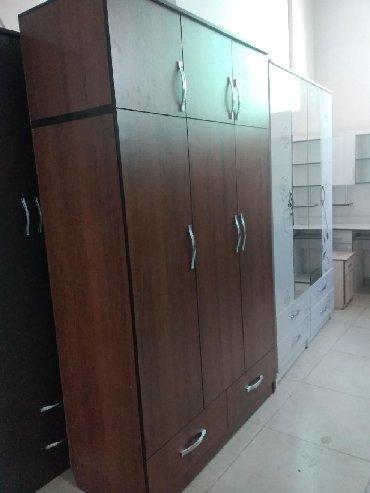 мебель для спальни в Кыргызстан: 3-ств.шифоньер, шкаф, мебель, спальный гарнитур, стенки, кухни