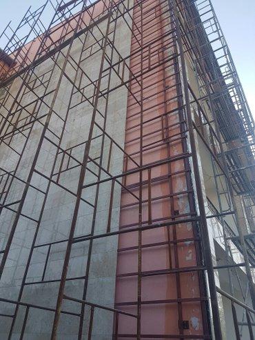 сдаю строительные леса для фасад домов или дачах или продаю. в Душанбе - фото 3