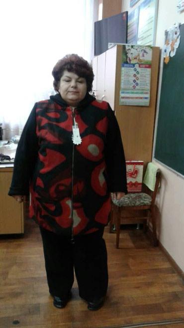 Куртка , размеры 60-70 , цена 2500 сом. в Бишкек