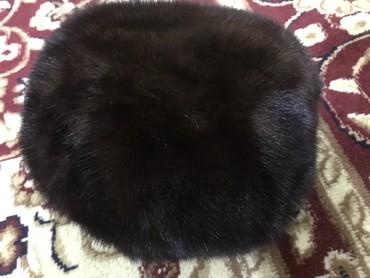 Головной-убор-норковые - Кыргызстан: Норковая шапка