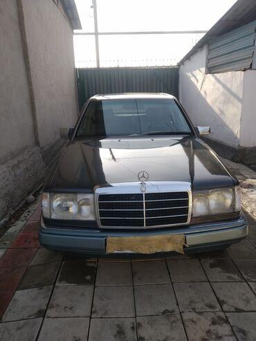 Mercedes-Benz W124 2.3 л. 1991