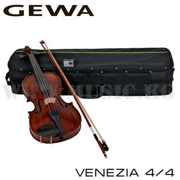 Скрипка GEWA Aspirante Venezia имеет высококачественное лаковое