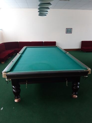 Спорт и хобби - Тамчы: Бильярдные столы