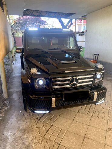 Mercedes-Benz G 500 5 л. 2002 | 0 км