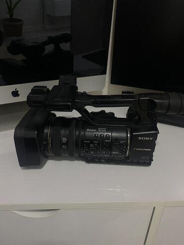Продаю срочно  видеокамеру sony Nx 3. Состояние очень хорошее!! Абалы