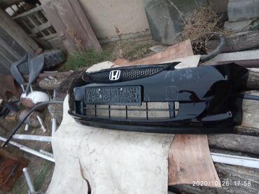 Автозапчасти - Каинды: Хонда фит бампер передний рестайлинг