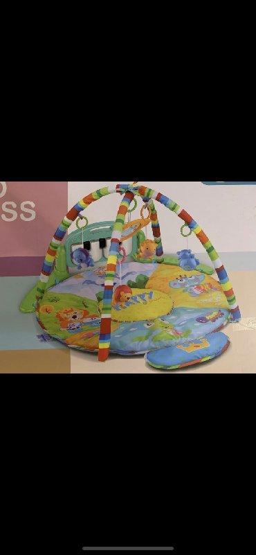 рамки-перевертыши-цена в Кыргызстан: Детский развивающий коврик Оригинал. Цена:3300с