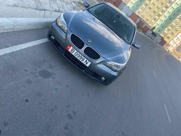 obem 5 l в Кыргызстан: BMW 5 series 2003