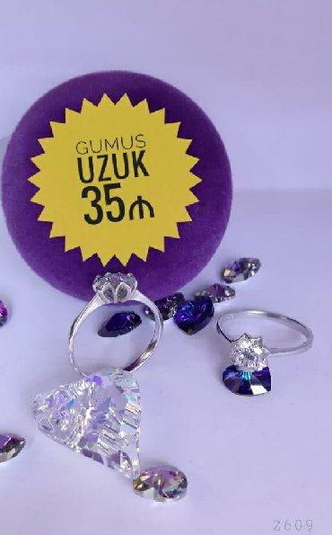 Gumus Uzuk - 35 ₼
