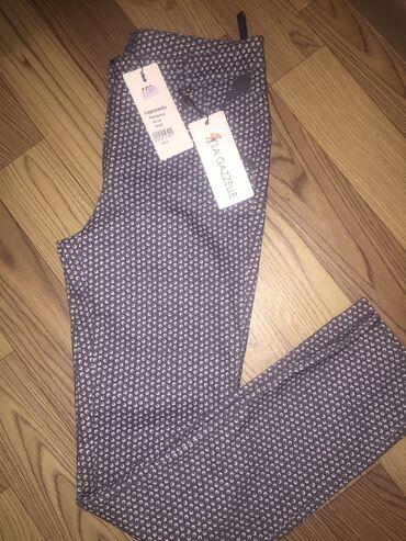 Женская одежда - Беш-Кюнгей: Продаю брюки летняя классическая фирменная очень удобная размер 25-26