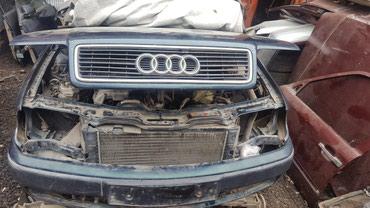 Audi C4 А6 А4 есть запчасти б/у привазные в Бактуу долоноту