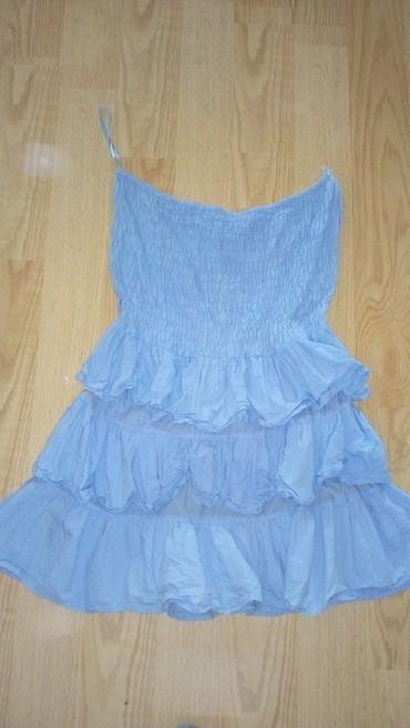 Pamucna top haljina - Knjazevac