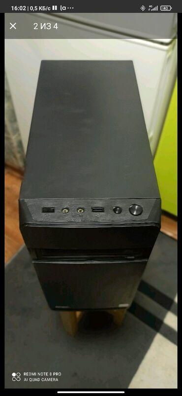 дисковод dvd rom в Кыргызстан: Современный Новый корпус с DVD rom.в коробках. Место для SSD. HDD