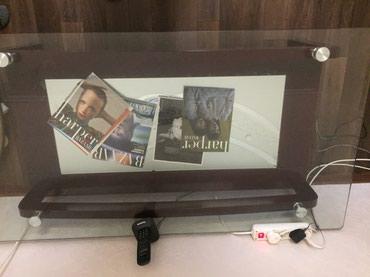 Срочно! Продаю б/у журнальный столик, в Бишкек