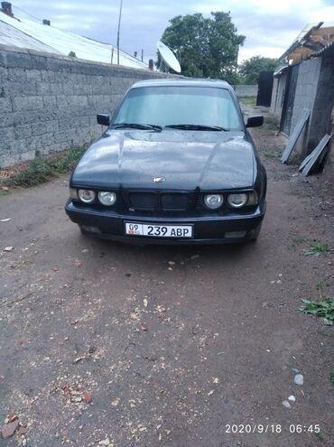 Автомобили - Кызыл-Суу: BMW 525 2.5 л. 1992 | 250 км