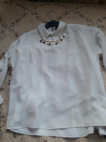 Блузка Турция. качество отличное. размер 36, 38, 40, 42 в Бишкек