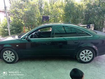 Audi A6 2.4 л. 2003