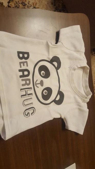 Pamucna-engleska-bluza-domaci-proizvodac-br - Srbija: Majica marke George (Engleska) vel.6-9mes