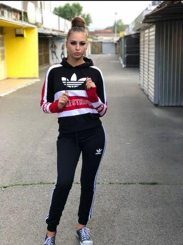 Velic da - Srbija: Adidas komplet Velicine: S, M, L, XL, 2XL— — — — — — — — — — — — — — —