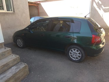 Honda Civic 2002 в Кок-Ой