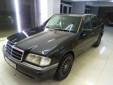 brilliance m2 1 8 at - Azərbaycan: Mercedes-Benz 220 1.8 l. 1996 | 356000 km