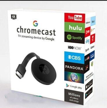 tv tuner - Azərbaycan: Chromecast tv tuner
