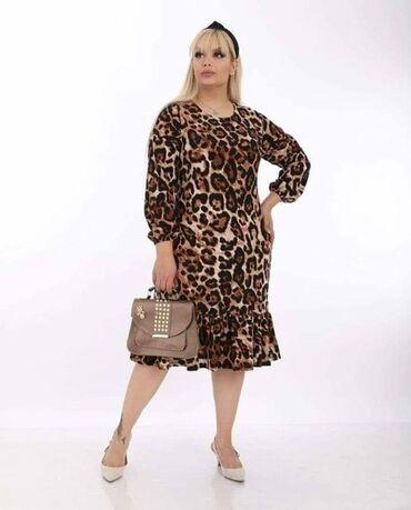 Razne haljine za punije dame 2XL-4XL  3200din