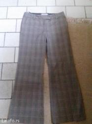 Prelepe. Karirane pantalone 38 - Loznica