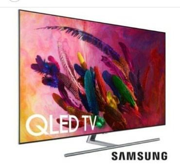 Bakı şəhərində QE 55 Q7 FNAU SAMSUNG QLED TV.