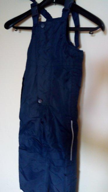 Termo nove zimske decije pantalone,muske,za uzrast do 3,4 g... - Kraljevo