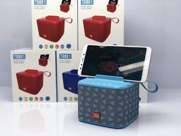 акустические системы polo колонка сумка в Кыргызстан: КОЛОНКИ - TG801. 5 цветов!!!!портативный bluetooth-динамик