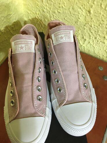 Ženska obuća | Indija: Converse bez pertli top cena : - super cena- atraktivne za leto- broj