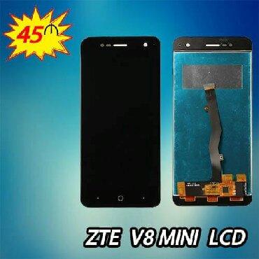 leagoo - Azərbaycan: ZTE V8 Mini ekran dəyişimi.Məhsullarımız tam keyfiyyətli və