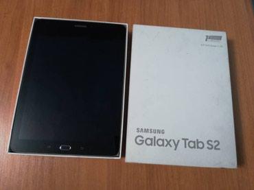 Таб-4-планшет - Кыргызстан: Продаю Планшет Samsung Tab S2 9.7 4G, 32 GB, Black.Время работы, ч: 8