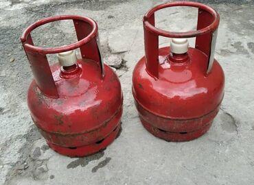 Газ баллоны! Продам этих близнецов (емкость 5,0 л)