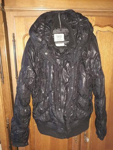 Malo nosena,topla,vel XL,duzina jakne 60cm