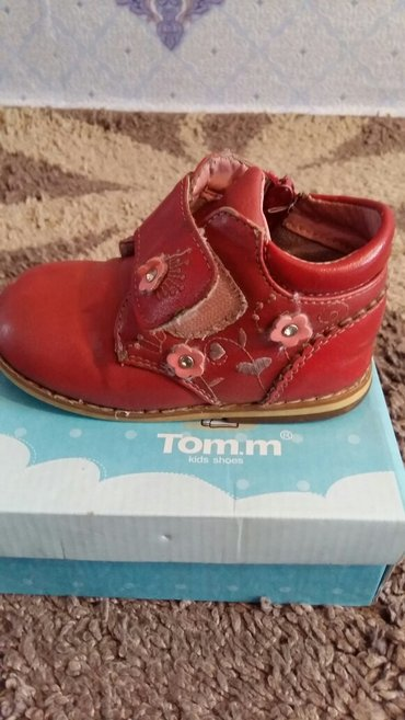 Детские ботинки демисезонные 24размер в хорошем состоянии в Лебединовка