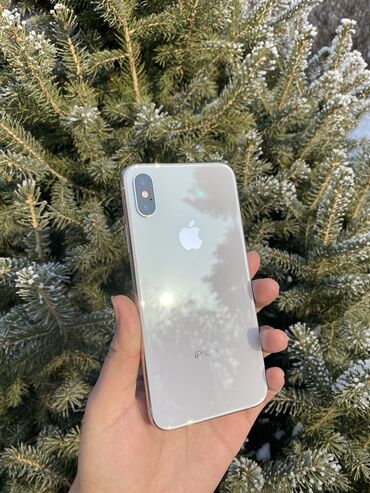 Новый iPhone X 64 ГБ Белый