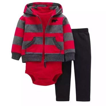 Детская одежда. Тройки Carter's 6,9,12,18,24 в Бишкек