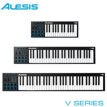 Миди клавиатура Модели серии V предназначены в первую очередь для