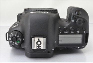 Canon EOS 6D Mark II Digital SLR Camera Body 26.2 MP Full-Frame в Амондара - фото 4